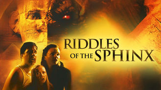 Netflix box art for Riddles of the Sphinx
