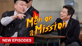 Netflix Box Art for Men on a Mission - Season 2017