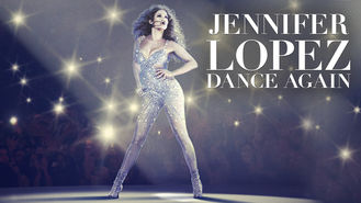Netflix Box Art for Jennifer Lopez: Dance Again