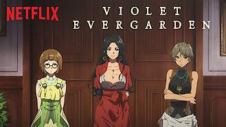 Violet Evergarden (2018) on Netflix in Germany