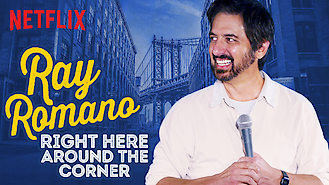 Ray Romano: Right Here, Around the Corner (2019) on Netflix in Bangladesh