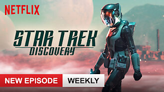 Is Star Trek: Discovery on Netflix South Korea?