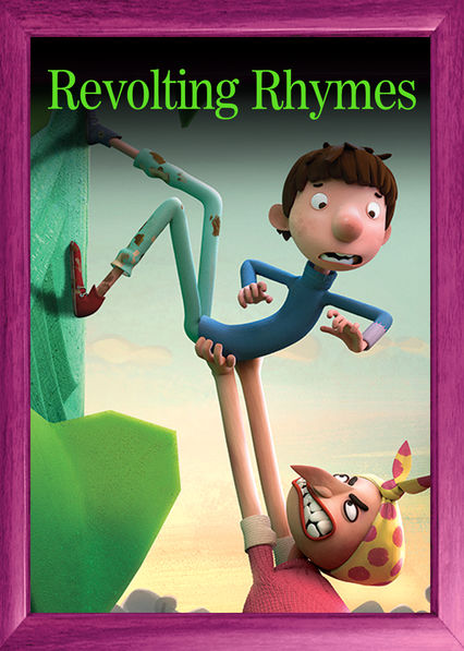 Revolting Rhymes on Netflix USA
