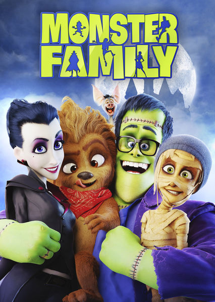Monster Family on Netflix USA