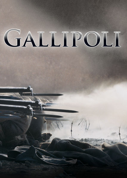 Gallipoli on Netflix USA