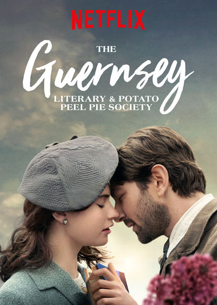 Image result for guernsey literary and potato peel pie society netflix