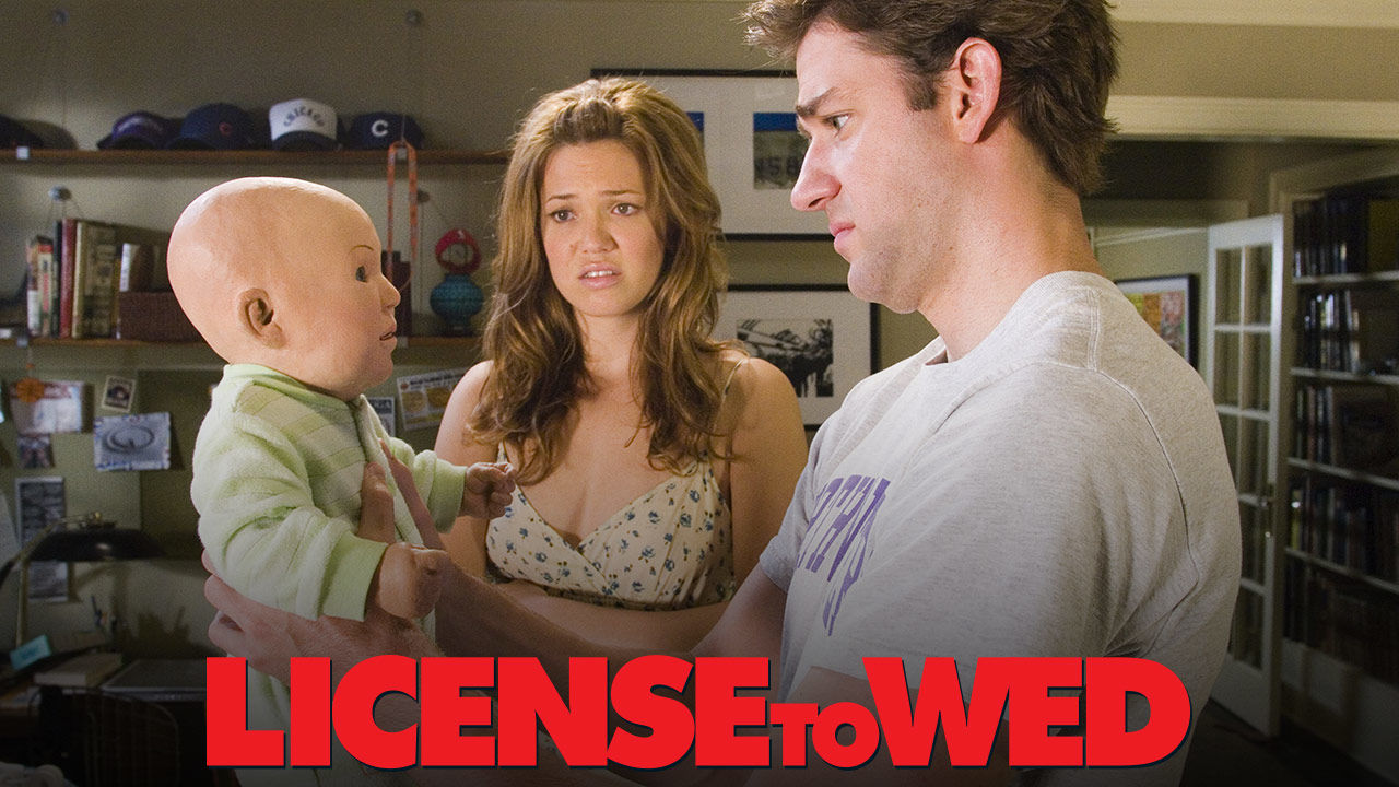 license to wed streaming full movie