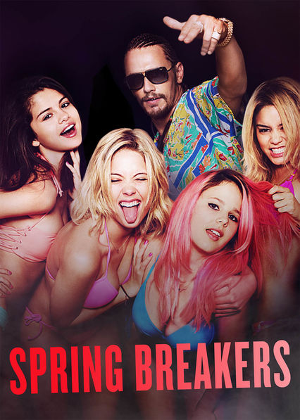 Spring Breakers on Netflix USA