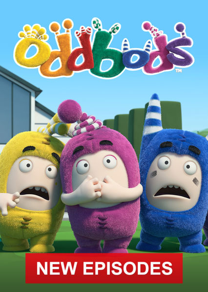 Is Oddbods Available To Watch On Netflix In America