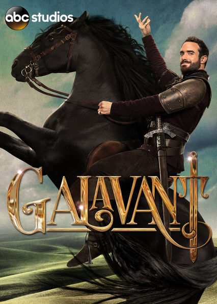 Galavant on Netflix USA