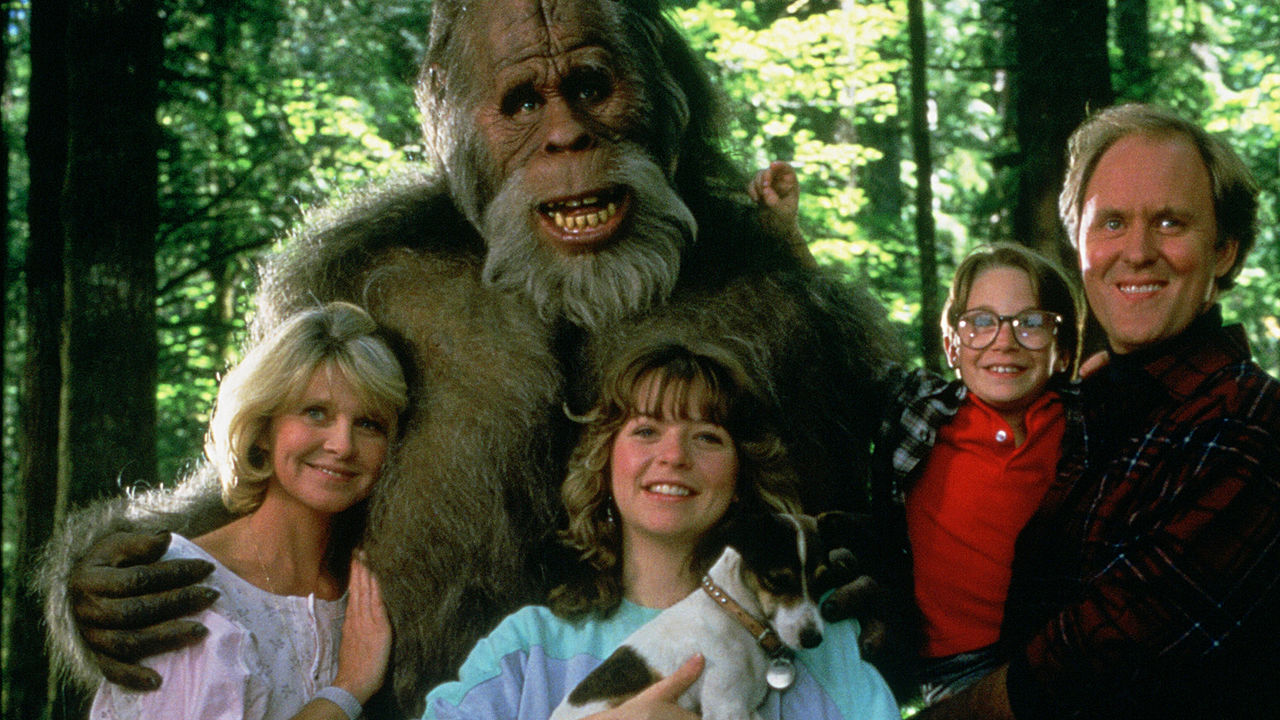 harry and the hendersons netflix