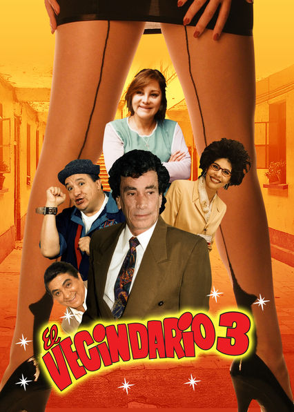 El Vecindario 3 on Netflix USA