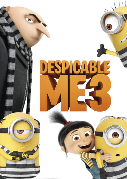 Despicable Me 3 on Netflix USA