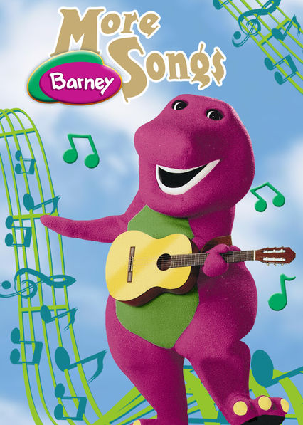 More Barney Songs on Netflix USA