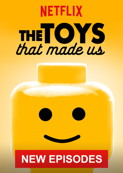 The Toys That Made Uson Netflix