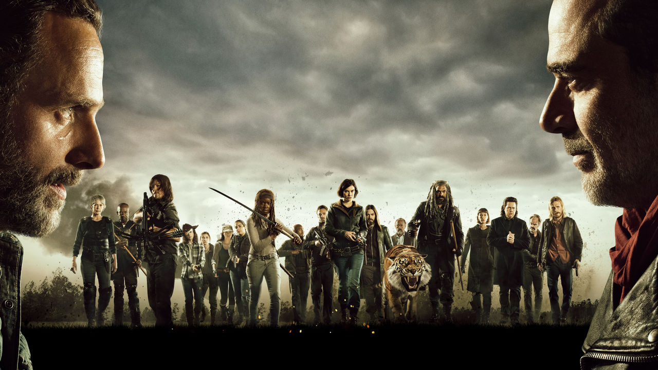 The Walking Dead Staffel 8 Netflix Start