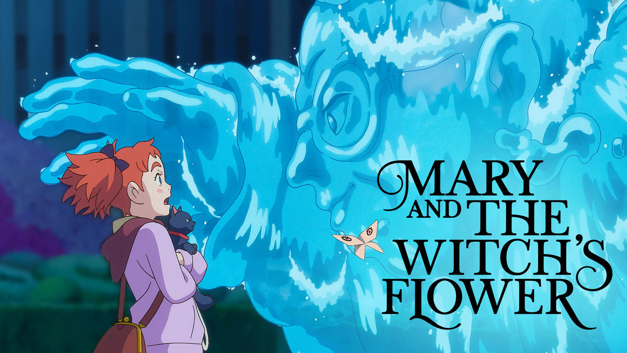 Mary and the Witch's Flower on Netflix USA