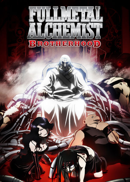 Fullmetal Alchemist: Brotherhood on Netflix USA