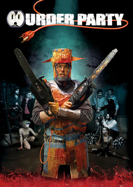 Murder Party on Netflix USA