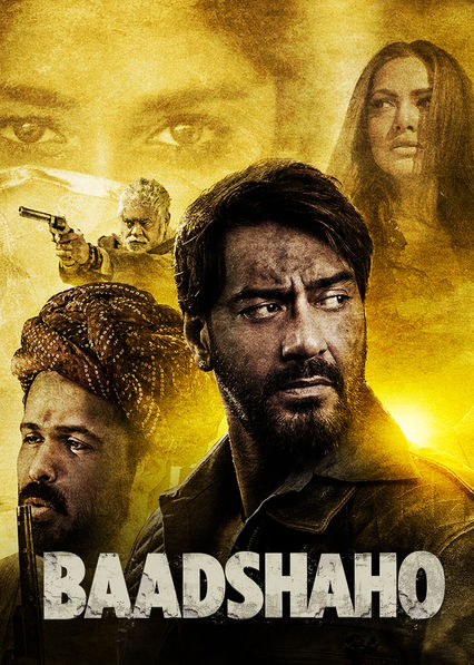 Baadshaho on Netflix USA