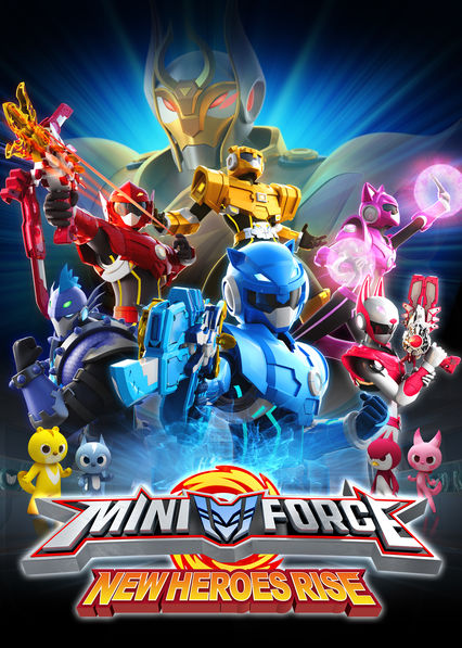 Miniforce: New Heroes Rise