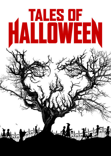 tales of halloween on netflix usa