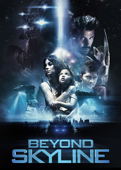 Beyond Skyline on Netflix USA