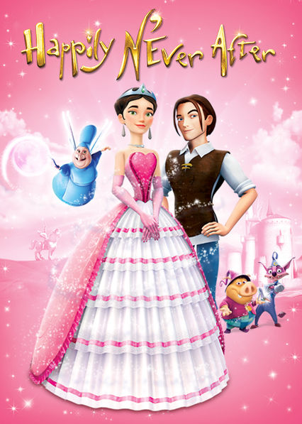 Happily N'Ever After on Netflix USA