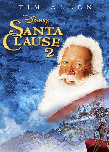 The Santa Clause 2 on Netflix USA