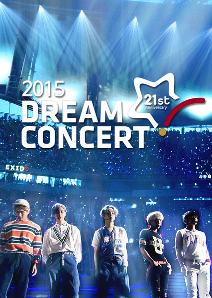 2015 Dream Concert on Netflix USA