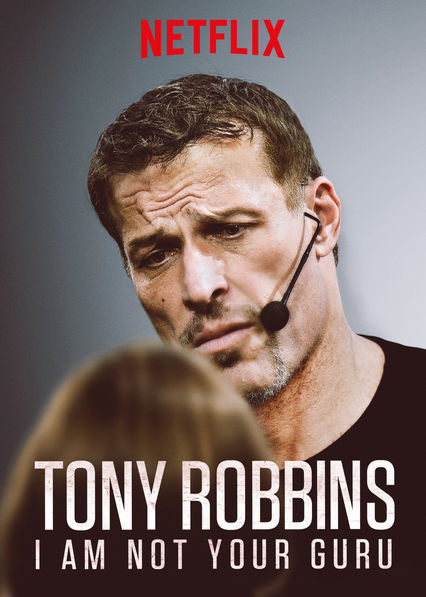 Tony Robbins: I Am Not Your Guru on Netflix USA