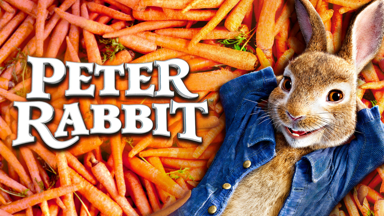 Peter Rabbit on Netflix USA