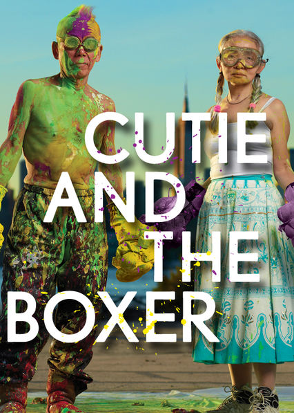 Cutie and the Boxer on Netflix USA