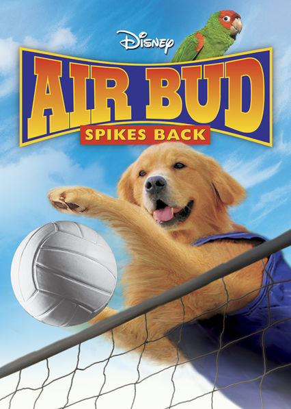Air Bud: Spikes Back on Netflix USA