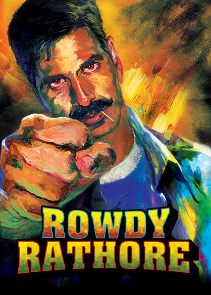 Rowdy Rathore on Netflix USA