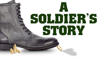 A Soldier's Story on Netflix USA