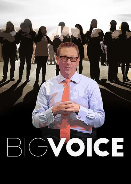 Big Voice on Netflix USA
