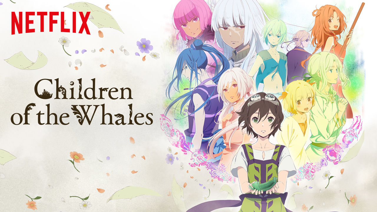 Children of the Whales on Netflix USA