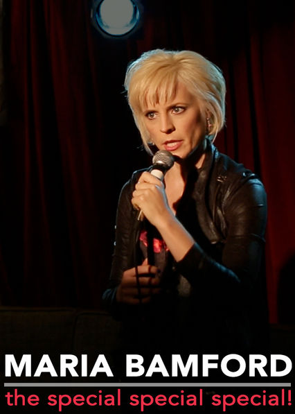 Maria Bamford: The Special Special Special on Netflix USA
