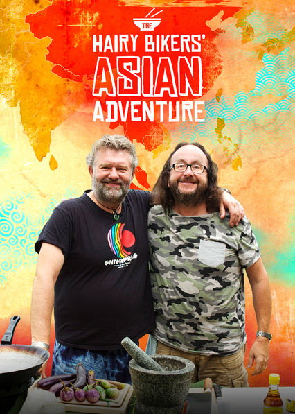 The Hairy Bikers' Asian Adventure on Netflix USA