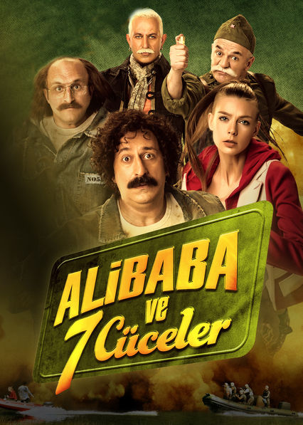Ali Baba ve 7 C�celer on Netflix USA