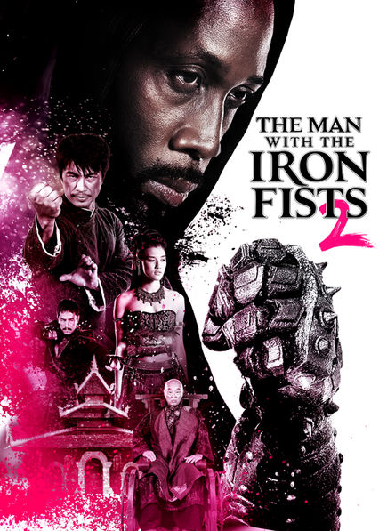 The Man with the Iron Fists 2: Sting of the Scorpion on Netflix USA