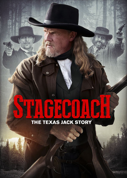 Stagecoach: The Texas Jack Story on Netflix USA