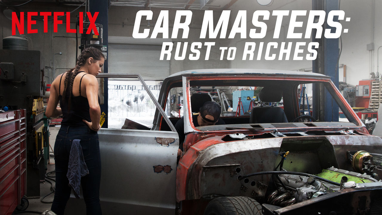 Is 39 Car Masters Rust to Riches 39