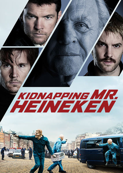 Kidnapping Mr. Heineken on Netflix USA