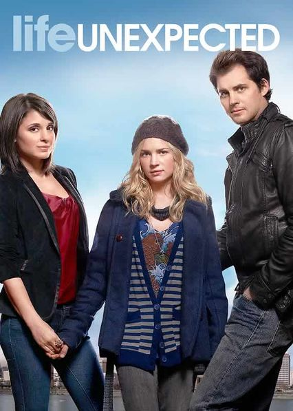 Life Unexpected on Netflix USA