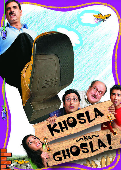 Khosla Ka Ghosla on Netflix USA
