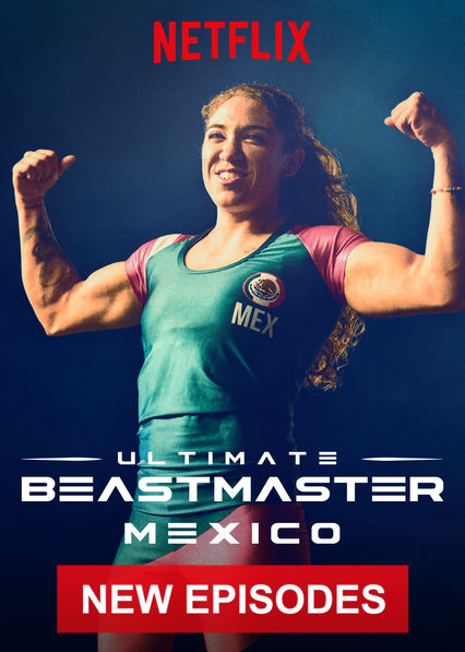 Ultimate Beastmaster Mexico on Netflix USA