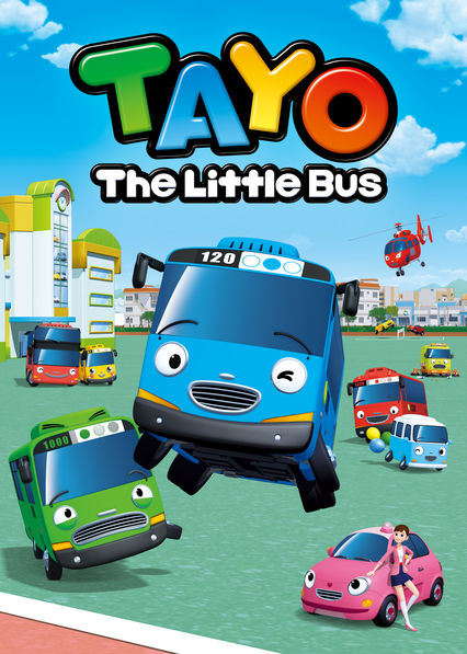 Is 'Tayo the Little Bus' available to watch on Netflix in
