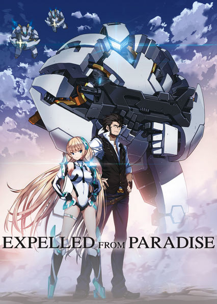 Expelled from Paradise on Netflix USA